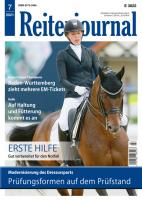 Reiterjournal Heft 07/2021