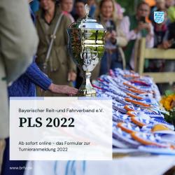 Veranstaltungen online anmelden: Auf geht's in die Turniersaison 2022: